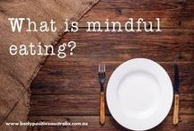 Mindful & Intuitive Eating