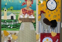 Quilting - Applique / by Pat Lauder