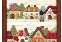 Quilting - Houses / by Pat Lauder