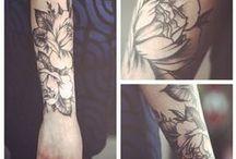 tattoos / piercings / by Kylie Haringa