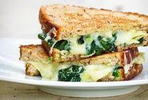Nom(sandwich) / by Catherine J