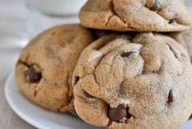 Nom(cookies) / by Catherine J