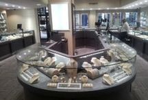 The Store!  / The holidays are right around the corner!  Come on in and we will help you find the perfect gift.
