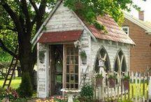 Gartenhütten
