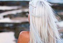 Hair / stay beautiful!
