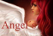 EL MALAJ ☬ / ÁNGELES - ANGELS