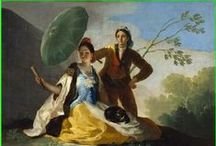 FRANCISCO DE GOYA / The Art Of Painting: FRANCISCO DE GOYA - PAINT IS THE WAY YOU IMAGINE BEING HUMAN REALITY. (MONOGRAPHS)