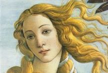 SANDRO BOTTICELLI / The Art Of Painting: SANDRO BOTTICELLI - PAINT IS THE WAY YOU IMAGINE BEING HUMAN REALITY. (MONOGRAPHS)