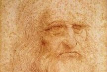 LEONARDO DA VINCI / The Art Of Painting. LEONARDO DA VINCI - PAINT IS THE WAY YOU IMAGINE BEING HUMAN REALITY. (MONOGRAPHS)