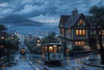 SAN FRANCISCO ✈ / Favorite places I've visited: SAN FRANCISCO, CA. USA
