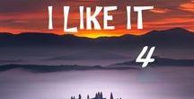 ☞I like it (4)☜ / WHAT I LIKE MOST TO MY