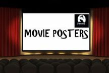 MOVIE POSTERS  ║████║ / FAMOUS MOVIE POSTERS OF HOLLYWOOD