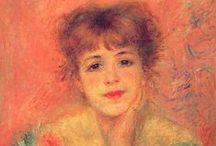 PIERRE-AUGUSTE RENOIR / The Art Of Painting:  PIERRE-AUGUSTE RENOIR - PAINT IS THE WAY YOU IMAGINE BEING HUMAN REALITY. (MONOGRAPHS)