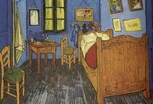 VICENT VAN GOGH / The Art Of Painting: VICENT VAN GOGH - PAINT IS THE WAY YOU IMAGINE BEING HUMAN REALITY. (MONOGRAPHS)