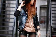 Grunge / Fashion inspo