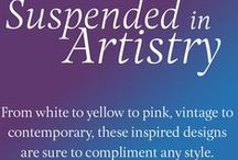 Suspended in Artistry / Inspired Designs