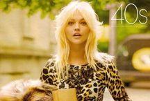 Models: Gemma Ward / by jess luce