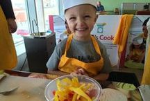 Let's Cook Easter 2016 / Our free, fun and practical cooking courses are giving children the skills and confidence they need to get hands-on in the kitchen. Part of The Tesco Eat Happy Project. More info here: https://www.eathappyproject.com/parents/