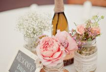 Wedding ideas / Décoration/Invitation