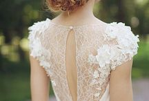 Wedding beauty / Dress/Hair/makeUp