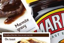 Marvellous Marmite / Use this board to learn about one of Britain's most famous exports – Marmite. Includes history timelines, science experiments and and taste tests. Part of The Tesco Eat Happy Project.