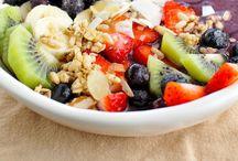 Healthy Food Ideas / Food Is The Key