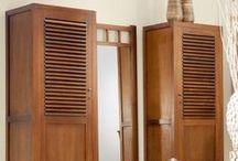 ARMOIRES / Des armoires originaux pour décorer votre maison avec du style.