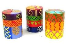 Candlesticks Candles Ideas - Colorful Pattern | Metal Holders / Cool and beautiful Candles Ideas | Awesome Unique Candlesticks online shop | Colorful Candle Centerpieces | African Handmade Candle holders | Candleholders | Handmade Homemade Candles Ideas | Colorful Candles shop store | Colorful Candlesticks  | Natural Soap | Handmade Soap | Unique ideas for home decor | living room | bedroom | meditation room | spa and bathroom | altar | BATHROOM IDEAS