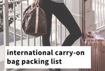 Travel Tips, Packing Lists, & More