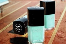 Nail Obsessions  / by Brittney