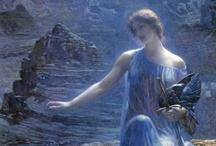 Myth & Fairy Tales / Fairy tales, myths, legends, ancient stories. / by Sirielle