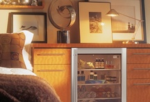 Monogram - Beyond the Kitchen / Venture into other rooms with Monogram® appliances.
