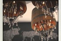 Light it Up! / Better Homes and Gardens Rand Realty's board on home lighting and decor