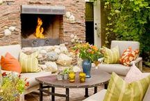 Fireplaces! / The HOTTEST trends in fireplaces!