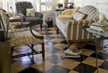Floors! / Better Homes and Gardens Rand Realty's board on flooring