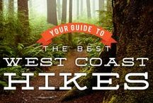Hit the Trail! / Whether you're a casual hiker or a got-my-survival-kit-ready backpacker, there are so many amazing places to see and trails to conquer.
