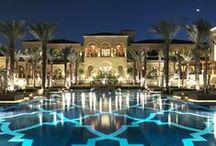 DUBAI / Travelling in Dubai