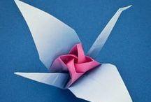 Papiroflexia / Origami. / by Rafael López.