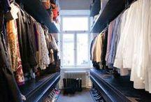 home. closet