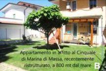 Summer Rental Marina di Massa Versilia / Holiday Homes for rental, summer 2014, in Marina di Massa