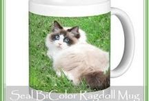 Cat Mugs / Always A Great Gift Idea - Cat Mugs Here For Everyone!
