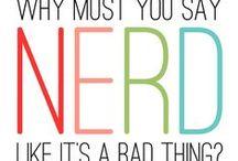 My nerdiness / Jeux vidéos, livres, films....