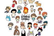 Ghibli forever / Tout est dans le titre
