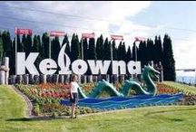 Visit Kelowna With MLI / Kelowna's location along the eastern shoreline of Okanagan Lake translates into a remarkably diverse landscape where outdoor recreation thrives.  The lake draws water hounds for swimming, boating, wakeboarding, and kayaking. The rolling terrain is great for golfing, hiking, and cycling. In winter, Kelowna's Big White (mountain) is a hotspot for downhill skiing, snowboarding, cross-country skiing, and snowshoeing. #Kelowna #MLI #ESL #LearnEnglish #Canada #BC #Homestay #StudyinCanada