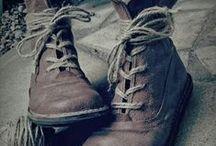 Foot Wear / Modern Peasant