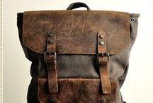 Leather / Modern Peasant