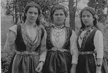 Traditional European Clothing