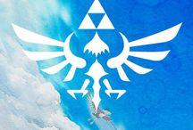 The legend of Zelda / J'en suis tombé amoureuse le premier jour où j'y ai joué.  Link´s awakening DX <3