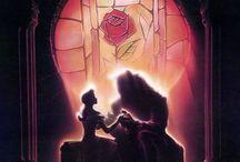 Disney et autres / Indémodables, ils ont bercés mon enfance.  <3 La belle et la bête <3