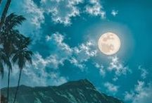 Luna  lunera / Me  considero   enamorada   de  la  luna